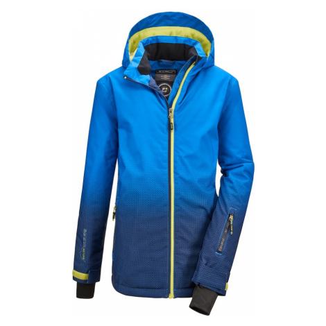 KILLTEC Outdoorová bunda 'Lynge'  tmavomodrá / kráľovská modrá