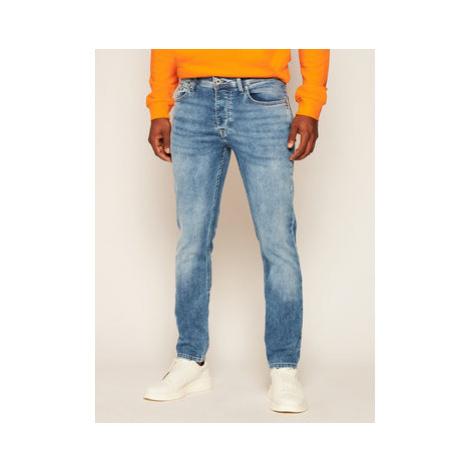 Pepe Jeans Džínsy Regular Fit Chepstow PM200982 Modrá Regular Fit