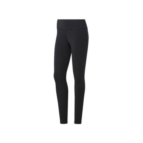 Reebok Sport TE Cotton Legging Čierna