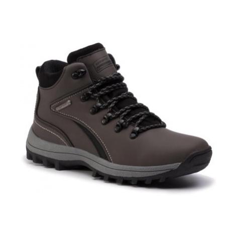 Šnurovacia obuv SPRANDI EARTH GEAR WP40-7274Y Materiał tekstylny,koža ekologická
