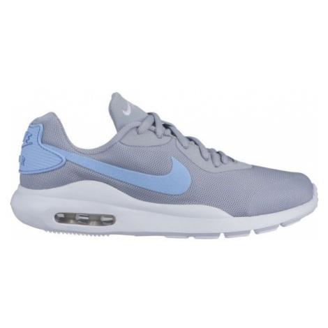 Nike AIR MAX OKETO tmavo šedá - Detská obuv na voľný čas