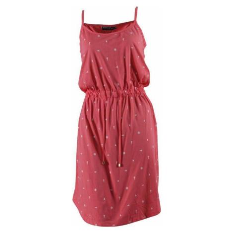 MARINE - dámské šaty (singlet jersey CO) - růžové
