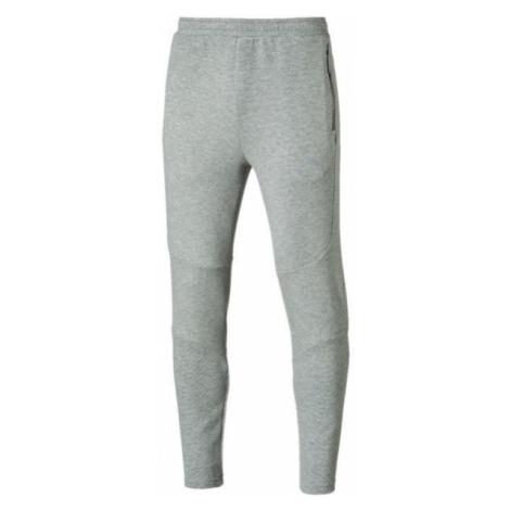Puma EVOSTRIPE PANTS sivá - Pánske nohavice
