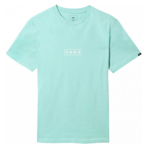 Vans MN VANS EASY BOX SS modrá - Pánske tričko