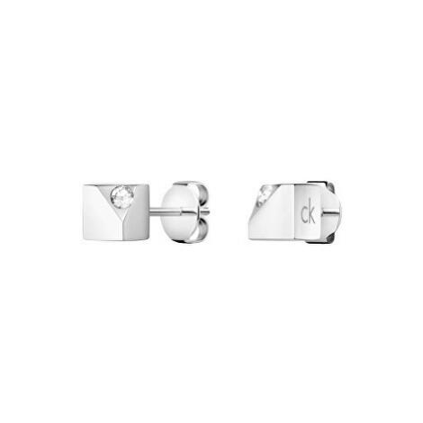 Calvin Klein Oceľové náušnice Tune KJ9MME040600