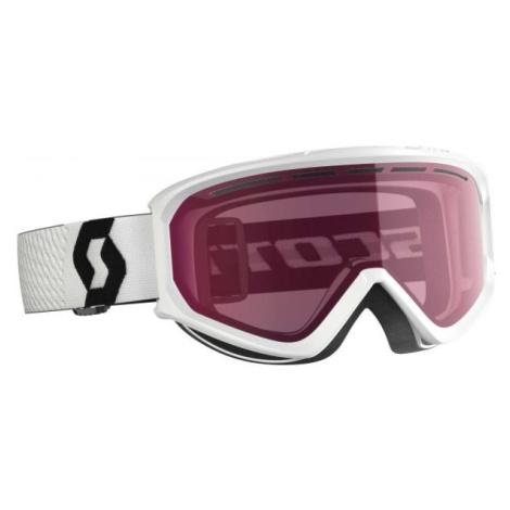 Scott FACT AMPLIFIER biela - Lyžiarske okuliare