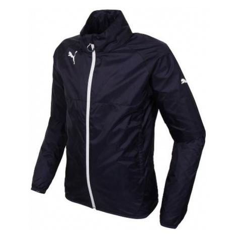 Puma RAIN JACKET JR. modrá - Detská bunda