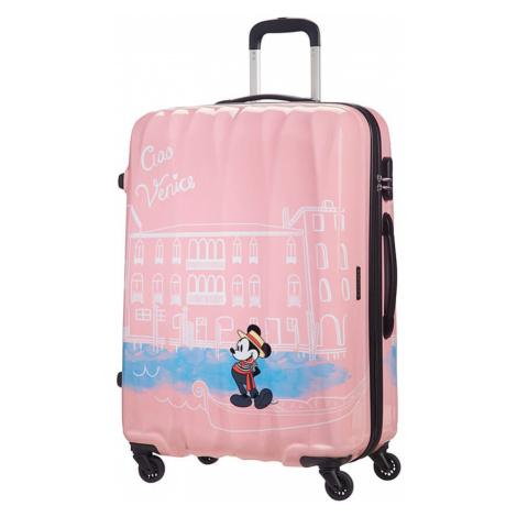 American Tourister Cestovný kufor Disney Legends Spinner 19C 88 l - Take Me Away Mickey Venice