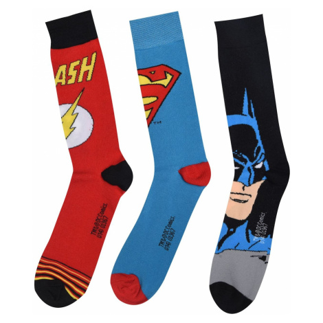 Pánske ponožky DC Comics Superhero