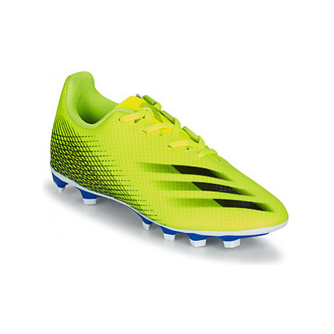 Adidas X GHOSTED.4 FXG Žltá