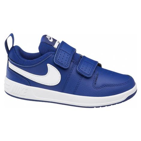 NIKE - Modré tenisky na suchý zips Nike Pico 5 Psv