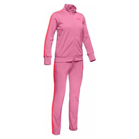 EM Knit Track Suit-PNK Under Armour