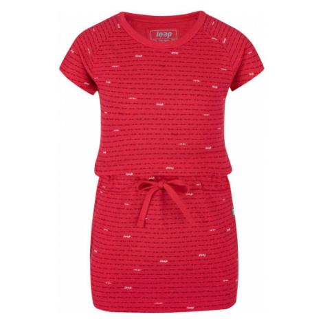 Loap BAULA ružová - Dievčenské šaty