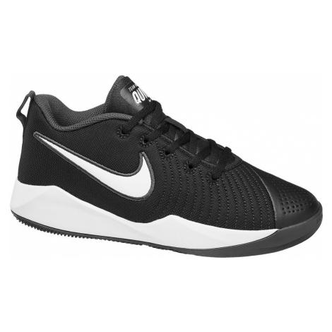 NIKE - Čierne tenisky Nike Team Hustle Quick 2
