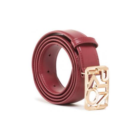Pinko Dámsky opasok Fischio Small Simply Belt Al 20-21 PLT01 1H20S4 Y5FF Bordová