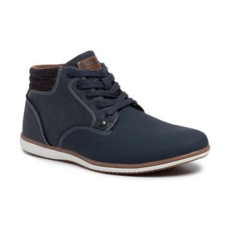 Šnurovacia obuv Lanetti MP07-17047-08