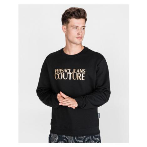 Versace Jeans Couture Mikina Čierna