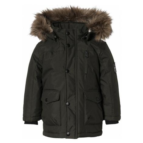NAME IT Zimná bunda 'MIBIS'  jedľová