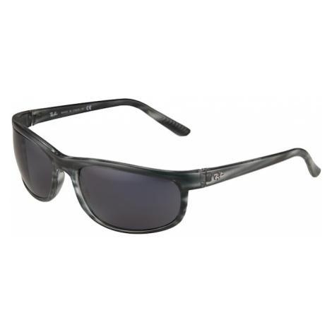 Ray-Ban Slnečné okuliare 'PREDATOR 2'  čierna