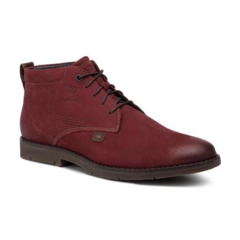 Šnurovacia obuv Lasocki for men MB-COREA-01 Prírodná koža(useň) - Nubuk