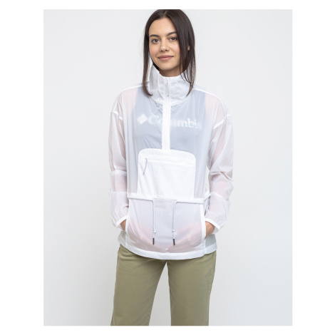 Columbia Berg Lake Anorak White
