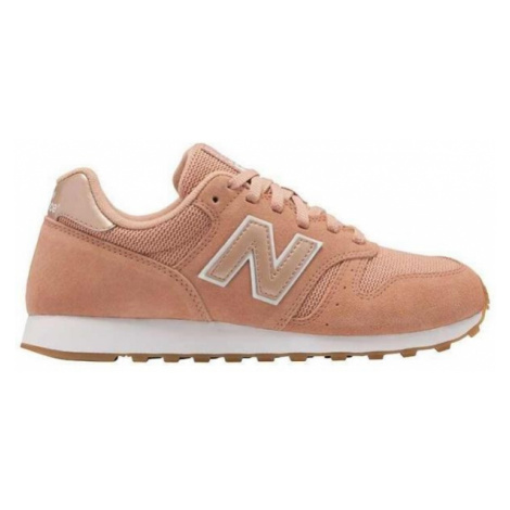 New Balance WL373PSW oranžová - Dámska obuv na voľný čas