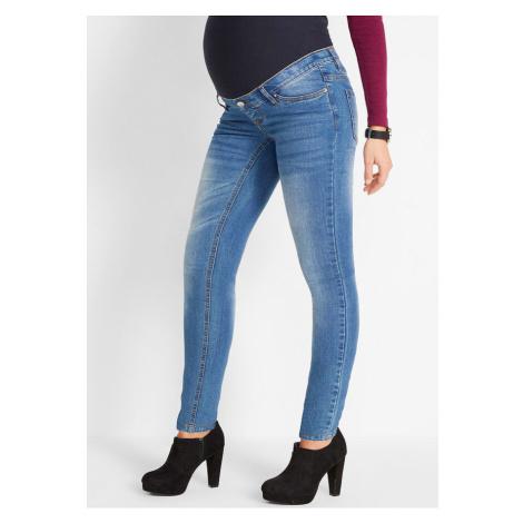 Materské skinny džínsy bonprix