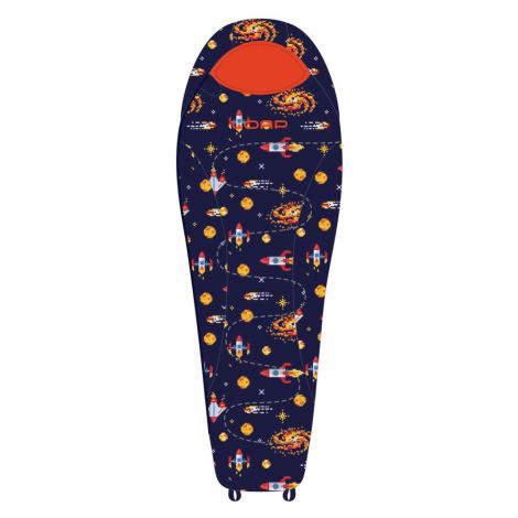 GALLA COSMO sleeping bag mummy blue LOAP