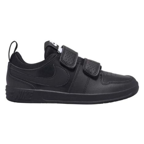Nike PICO 5 (PSV) čierna - Detská voľnočasová obuv
