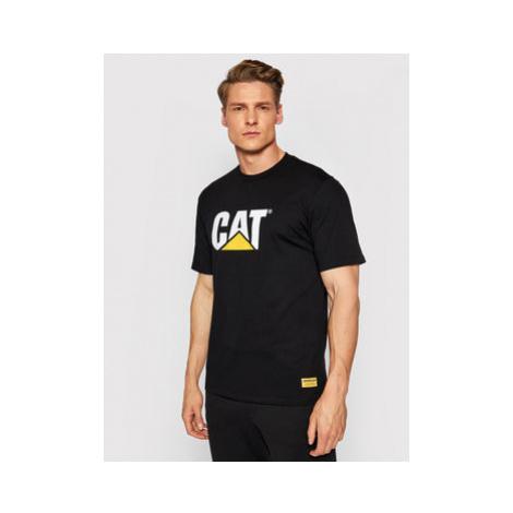 CATerpillar Tričko 2511243 Čierna Regular Fit