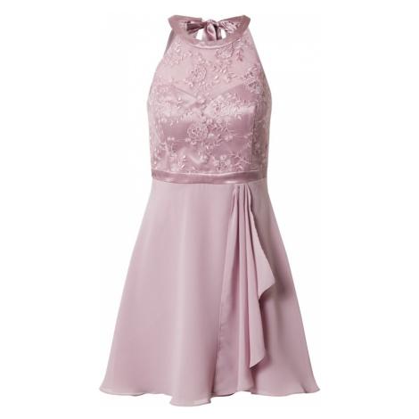Vera Mont Kokteilové šaty  ružová