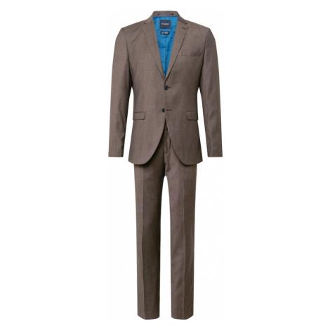 SELECTED HOMME Oblek  farba ťavej srsti
