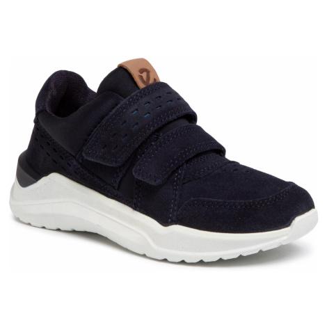 Sneakersy ECCO - Intervene 76467205303  Night Sky