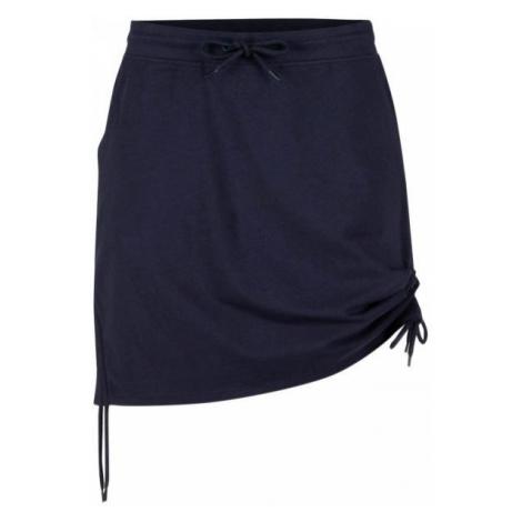 Loap NITTA tmavo modrá - Dámska športová sukňa
