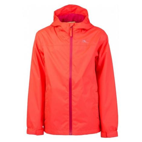 Lewro KIARAN oranžová - Detská šuštiaková bunda