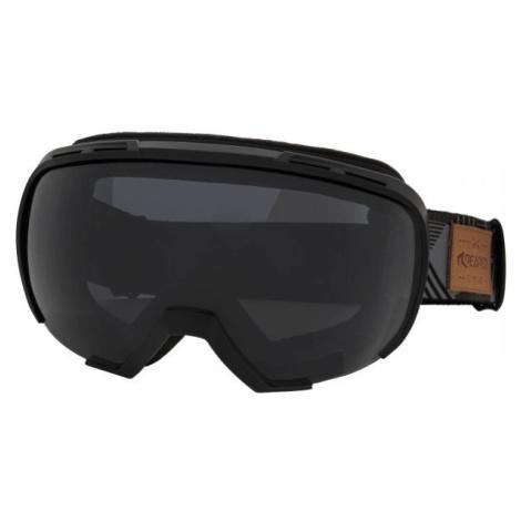Reaper SOLID čierna - Snowboardové okuliare