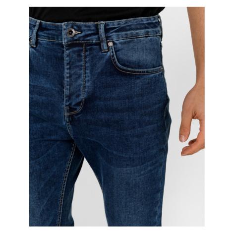 GAS Teo J. Jeans Modrá