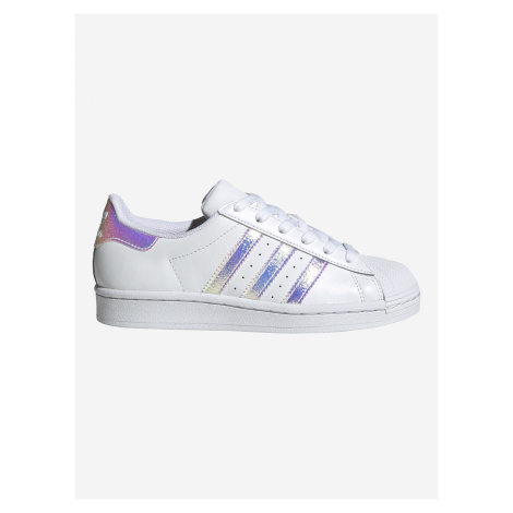 Superstar Tenisky dětské adidas Originals Biela