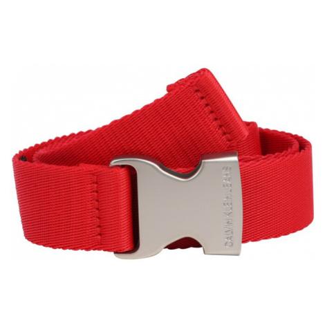 Calvin Klein Jeans Opasky  červená