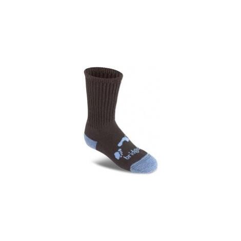 Ponožky Bridgedale WoolFusion Trekker Junior