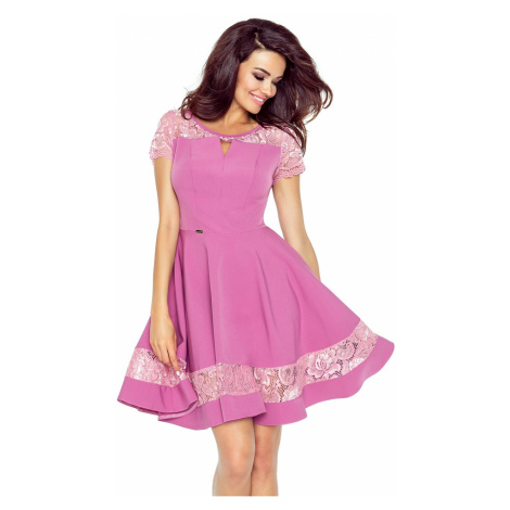 Ružové šaty Bianca Bergamo