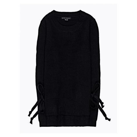 GATE Rebrovaný sveter so šnurovaním