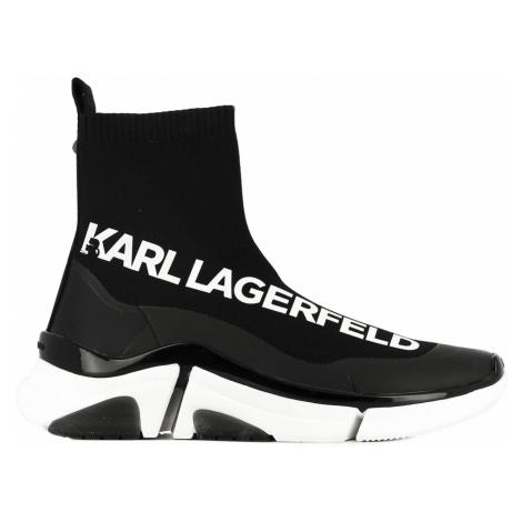 Členková Obuv Karl Lagerfeld Venture Karl Knit Sock Boot