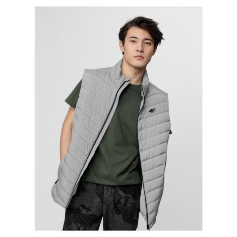 Pánska vesta so syntetickou výplňou 4F