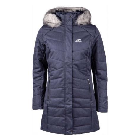 Hannah WAIANA tmavo modrá - Dámsky zimný kabát