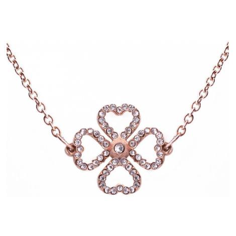 Vuch Dámský náhrdelník  Liny Rose Gold