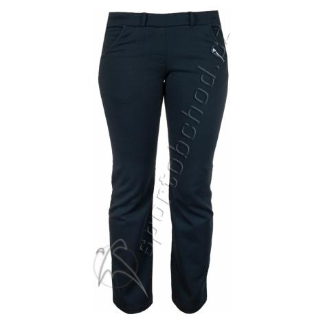 Dámske tepláky Tecnifibre Lady Cotton Pants Black