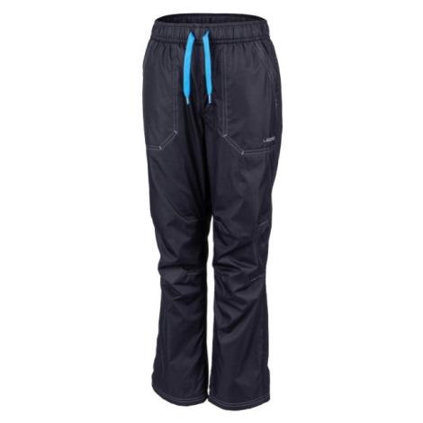 Lewro ZOWIE modrá - Detské zateplené nohavice