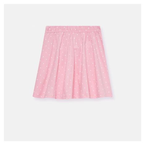 Sinsay - Úpletová sukňa - Ružová