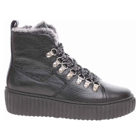 Dámská kotníková obuv Tamaris 1-26260-25 black 1-1-26260-25 001